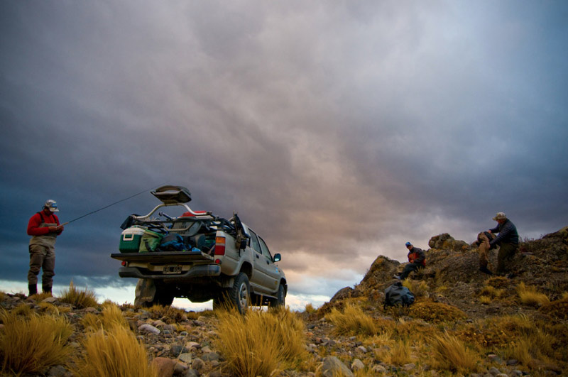 Equipment tackle patagonia river guides argentina for Fly fishing patagonia