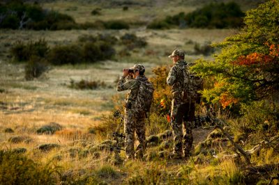 patagonia argentina stag hunting 014