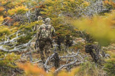 patagonia argentina stag hunting 022
