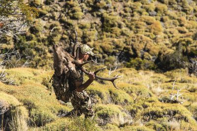 patagonia argentina stag hunting 031