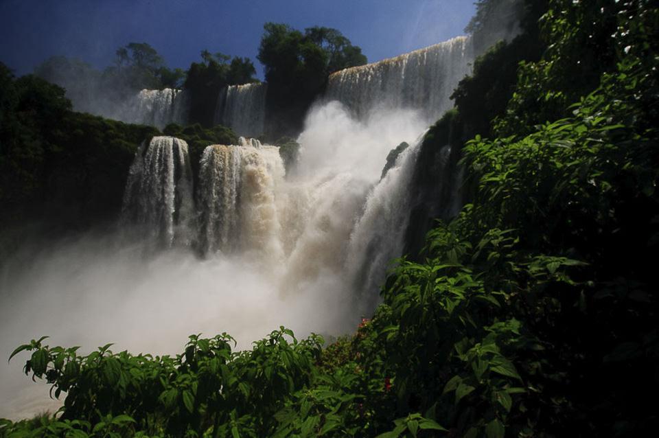 iguazu falls argentina 0307
