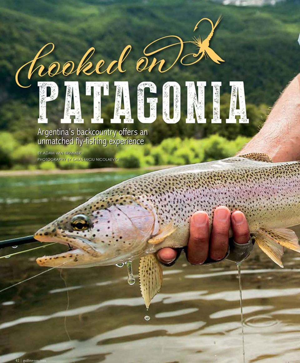 hooked on patagonia